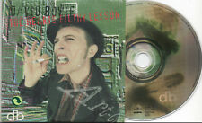 "DAVID BOWIE ""THE HEARTS FILTHY LESSON / I AM WITH NAME"" RARE CD SINGLE BRIAN ENO"