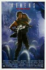 "ALIENS Movie Poster [Licensed-NEW-USA] 27x40"" Theater Size Sigourney Weaver 1986"