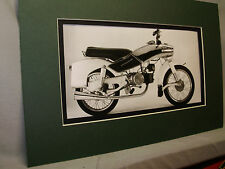 1957 Derny Taon French Motorcycle Exhibit from Automotive Museum