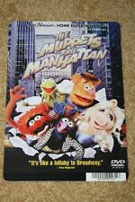 COLLECTIBLE THE MUPPETS TAKE MANHATTAN MINI POSTER