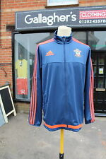 SOUTHAMPTON TRACK TRAINING TOP CLUB ISSUED SIZE LARGE NEW WITH TAGS!!!!!