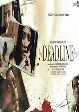 DEADLINE SIRF 24 GHANTE  - ARFAN KHAN -NEW ORIGINAL BOLLYWOOD DVD - FREE UK POST