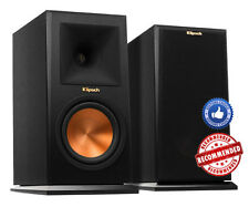 PAIR BOOKSHELF SPEAKERS KLIPSCH RP-160M RP160M BRAND NEW ! WARRANTY