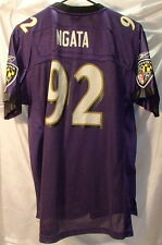 Haloti Ngata Baltimore Ravens Reebok Football Jersey Youth Size XL