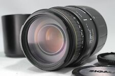 [Near Mint] Sigma AF 70-300mm f/4-5.6 APO Macro for Minolta Sony Alpha Hood #111