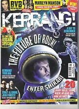 KERRANG #1556 ENTER SHIKARI:ALL TIME LOW:COREY:GROHL  + BVB POSTERS