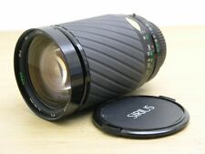 Sirius 28-200mm f3.5-5.3 Manual Focus Zoom Lens For Pentax PK-A/PKA Mount