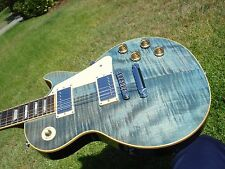 Gibson Les Paul Standard Traditional Plus Ocean Blue Flametop 120th Anniversary