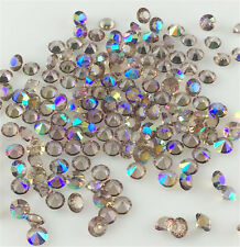 1000  Clear Acrylic Diamond Confetti 4mm For Wedding Decoration Table Scatters *