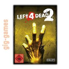 Left 4 Dead 2 PC spiel Steam Download Digital Link DE/EU/USA Key Code Gift Game