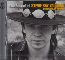 Stevie Ray Vaughan / The Essential Stevie Ray Vaughan And Double Trouble (DoCD)
