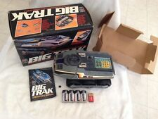 1979 Milton Bradley BIG TRAK Tank Electronic Vehicle Box, Manual, Works Great!!