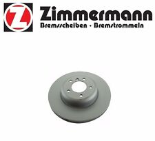 Front Disc Brake Rotor Zimmermann 150346520 For: BMW 135i 2008 2009 2010 - 2013