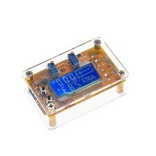 32V 5A DC to DC Digital LCD Adjustable Step-down Power Supply Acrylic Case X4O3