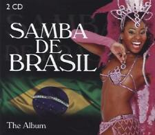 Samba de Brasil - The Album - 2 CD Set