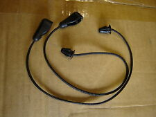 Ford Fiesta Mk6 / Mk7 3 Door Parcel Shelf Strings / Cords Vgc - 13 1/2 Inches