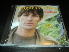 "CD NEUF ""HUGUES AUFRAY - SANTIANO"" best of 20 titres"