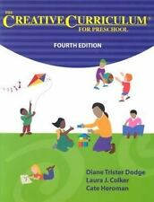 Creative Curriculum For Preschool by Diane Trister Dodge