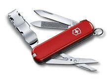 0.6463 Victorinox Swiss Army Knife 65mm Nail Clip 580 Red Pocket Tools BRAND NEW