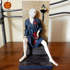 "OOAK Custom 8"" Figure Game of Thrones Tywin Lannister Charles Dance - Halloween"