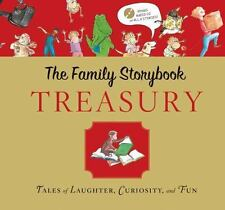 Family Storybook Treasury with CD: Tales of Laughter, Curiosity, and Fun, Rey an