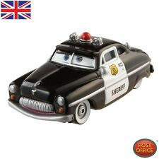 Disney Pixar Cars Diecast Metal SHERIFF Car Kid Xmas Toy Gift Loose