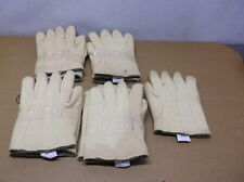 Lot of 4 Pairs of Charkate #GG11W Work Gloves - NEW!
