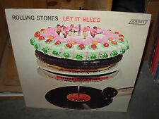 ROLLING STONES let it bleed ( rock ) POSTER