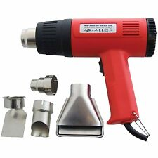 1500W HOT AIR HEAT GUN WALL PAPER PAINT STRIPPER - 3 YEAR GUARANTEE - brand new