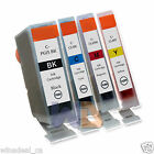 4 PK PGI-5 CLI-8 Canon PGI-5BK CLI-8 Ink Cartridge for Canon MX700 iP3300 iP3500