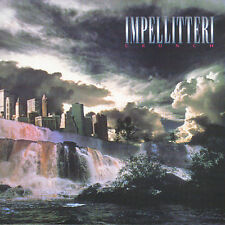 Crunch by Impellitteri (CD, Mar-2000, Victor Records)