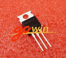 10PCS Brand New IRF610 MOSFET N-CH 200V 3.3A TO-220AB IRF610PBF