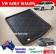 Volkswagen Golf MK6 wagon Boot Liner Cargo Floor Mat Trunk Protector Aust Stock
