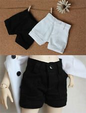 New Handsome fashion Black Shorts For Classic generous BJD 1/3 1/4 Doll Clothes