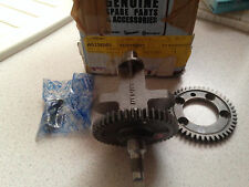 PIAGGIO BEVERLY 500 X9 MP3  APRILIA SCARABEO CRANKSHAFT COUNTERSHAFT GEARS KIT