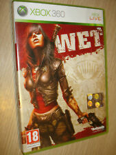 GIOCO X BOX 360 WET COMPLETAMENTE IN ITALIANO XBOX LIVE