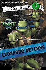 Teenage Mutant Ninja Turtles - Leonardo Returns: I Can Read! 3, , New Book