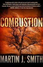 Combustion by Martin J. Smith (2016, Paperback)
