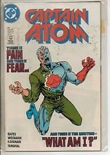 DC Comics Captain Atom #32 August 1989 VF