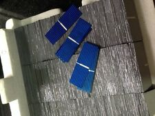 100pcs 52x19mm solar cell for DIY solar panel ,DIY cell phone charging