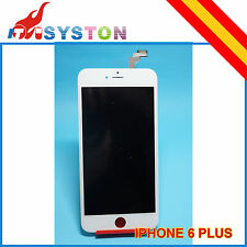 iPhone 6 plus LCD Tactil Digitalizador Pantalla Display Completa Blanco Blanca