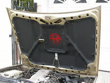 Alfa Romeo  GTV6 Hood Pad Heat Shield With Alfa Logo