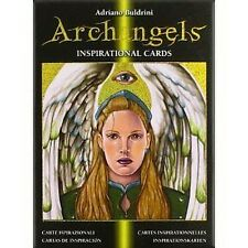 DECK: ARCHANGELS INSPIRATIONAL CARDS Lo Scarabeo Wicca Pagan Witch Goth Psychic