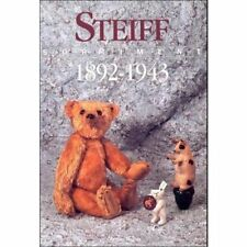 Buch/Book: Steiff Sortiment 1892-1943 (special: no shipping costs + voucher)