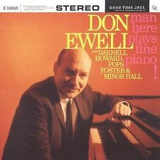 NEW - Man Here Plays Fine Piano by Ewell, Don