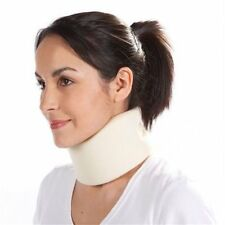 Soft Firm Foam Cervical Collar Neck Brace Support Shoulder Pain Relief LE