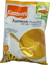 Turmeric Root Powder (Tumeric) 100% Pure (Curcuma Longa) Free Shipping -  250 GM