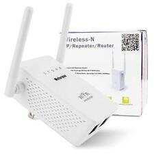 Motoraux® Wireless-N Mini Wi-Fi Range Extender with Five Modes