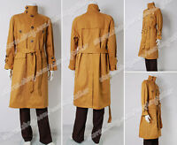 Blade Runner Costume Rick Deckard Yellow Coat High Quality Well For Daily Wea