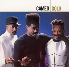 Gold (2 CD Set) by Cameo  (SEALED, NEW) Shelf GS 3